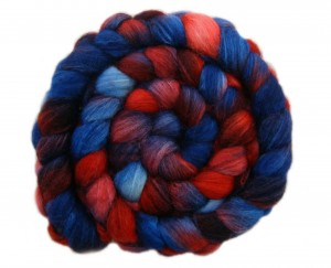 TM-BSG Blue and Red Roving