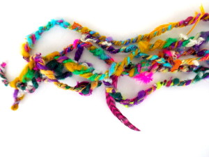 LC - HSY - Multi with feathers